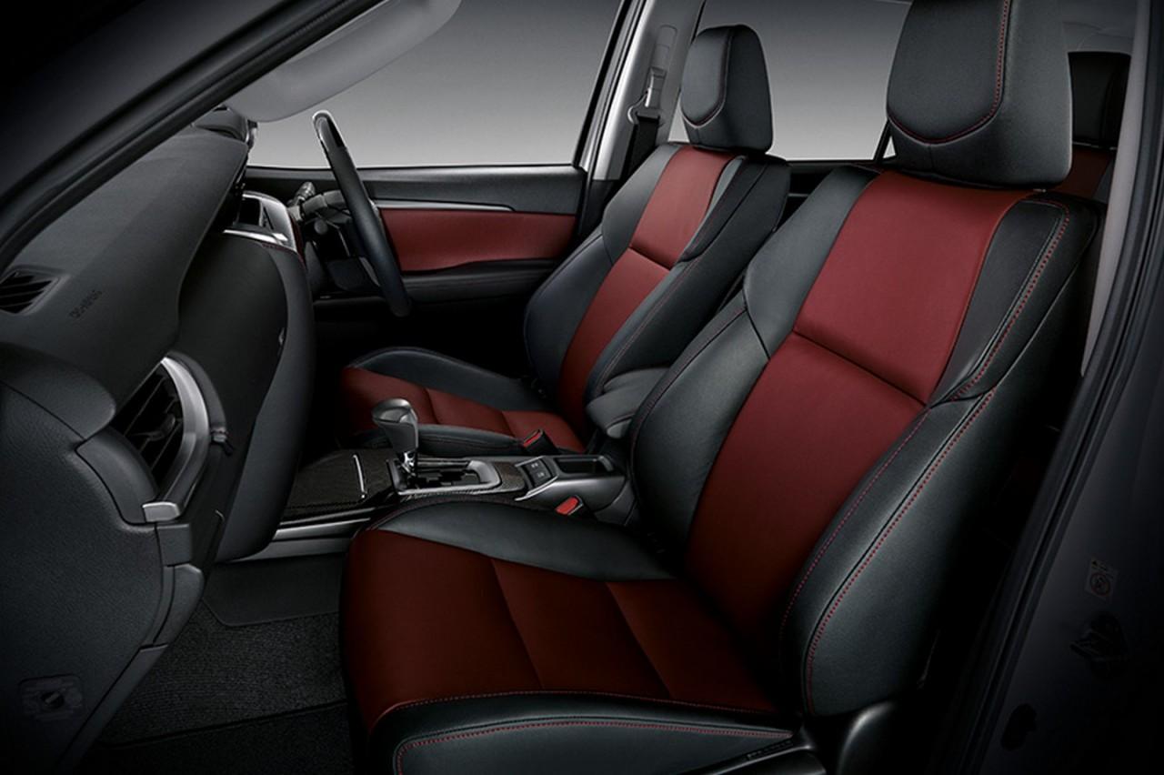 Interior All New Yaris Trd Sportivo Diskon Grand Avanza 2018 Toyota Fortuner