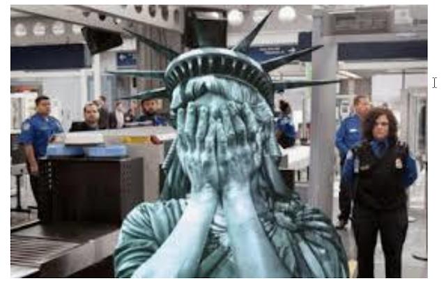 La policía usará escáneres estilo TSA para espiar a las personas en lugares públicos