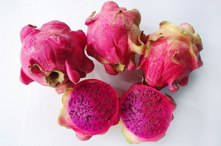 Five Health Benefits Dragon Fruit