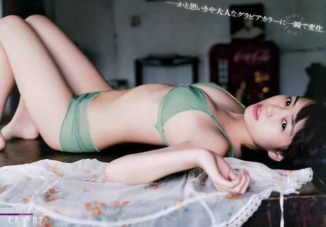 Hot girls Sexy Japanese Idol Nagasawa Marina & Yuno Ohara 11