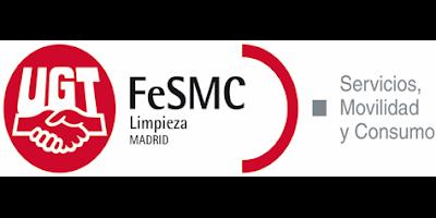 Sector de Limpiezas de FESMC UGT MADRID