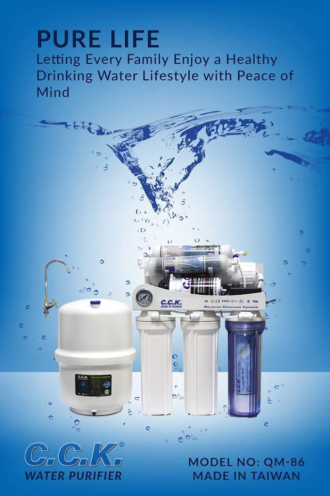 C.C.K Six Stage Reverse Osmosis  water purifier in bangladesh.Pure Water Technology is a top water treatment company in Bangladesh, We provide best water solution, (RO Purifier)
