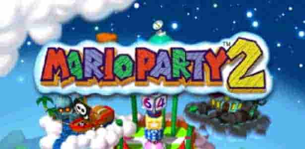 descarga rom de Mario Party 2 en Español Nintendo 64 haciendo clic aqui