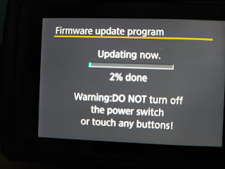 Cara Update firmware canon EOS M50 ke versi terbaru