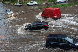 La gota fría enviará cientos de coches al desguace