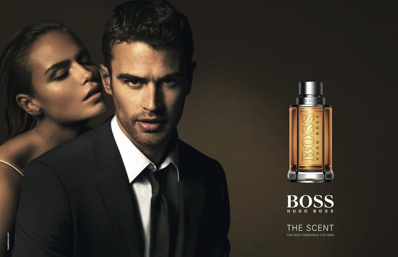 dfa98e77 Loca por los tacones: Boss The Scent, la nueva fragancia para hombre ...