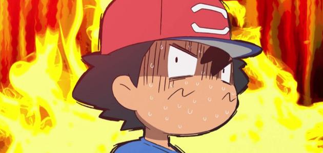 Pokémon: Site oficial tira sarro de Ash Ketchum