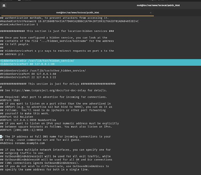 Hướng dẫn tạo domain .onion của Dark web nhanh bằng TOR ngầu như phim hoạt hình