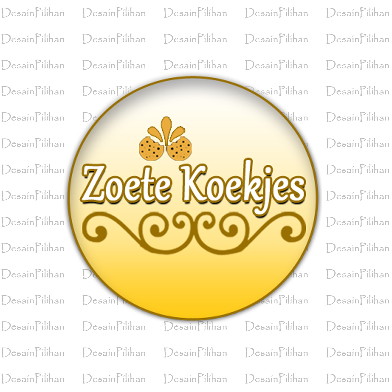 DESAIN LOGO BISNIS ONLINE SHOP (Zoete Koekjes) - Desain ...