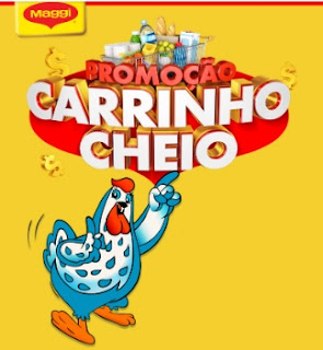 Cadastrar Promoção Maggi 2020 Vales-Compras 500 Reais Carrinho Cheio