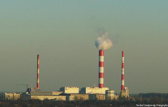 Panorama EC. Siekierki, Warszawa