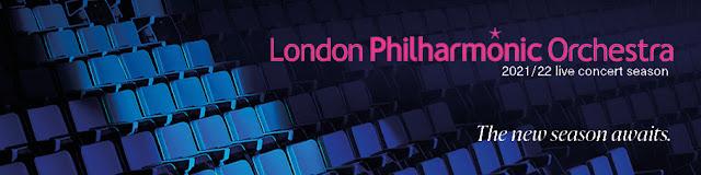 London Philharmonic Orchestra - 2021/22 season