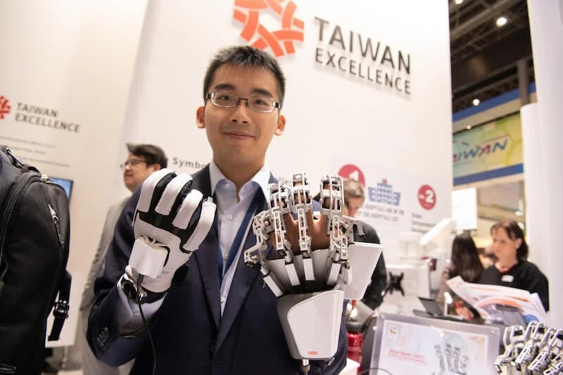 Taiwan Leading Charge Into  'Smart Healthcare' Future