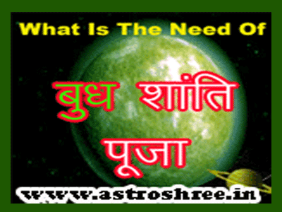 budh Shanti pooja by best astrologer of india.