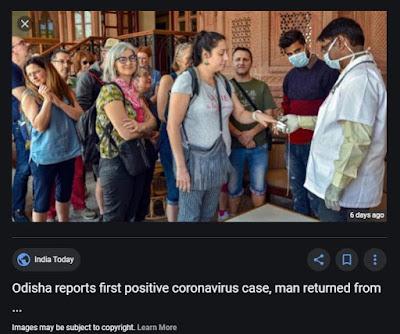 Latest Coronavirus News in Bhubaneswar Updated by Global4news