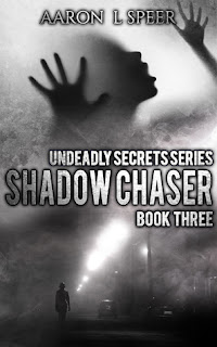 Shadow Chaser by Aaron L. Speer