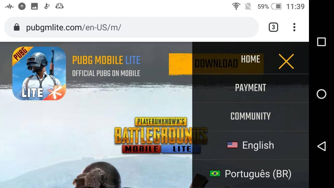 BC gratis pubg mobile lite