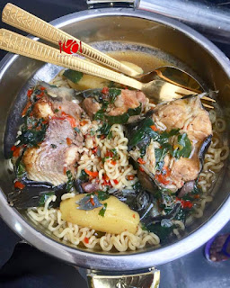 How to Make Noodles Peppersoup 11