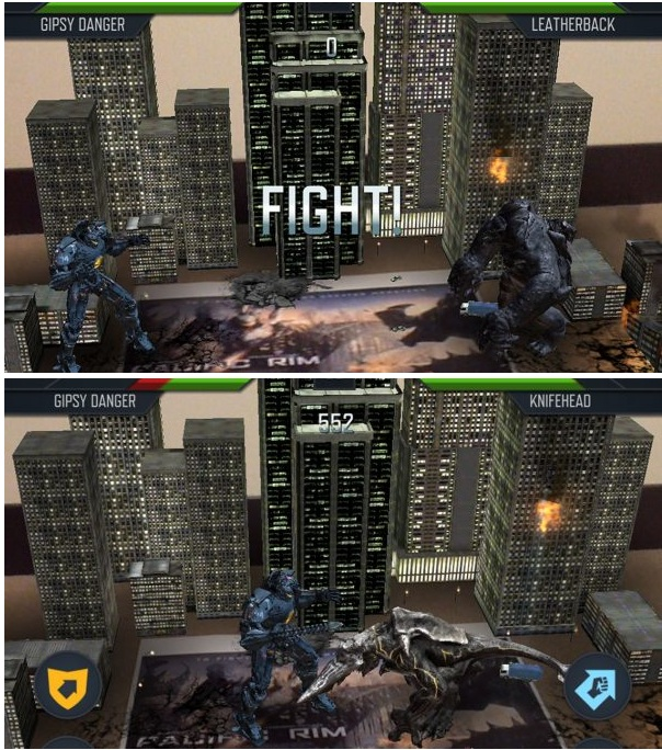 Download Game Pacific Rim: Kaiju Battle Apk Mod (God Mode)