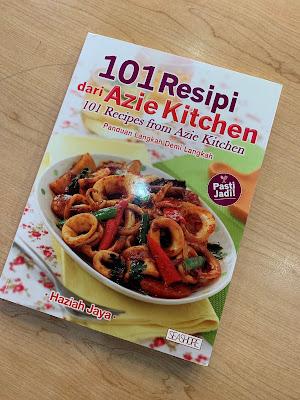 Buku 101 Resepi Dari Azie Kitchen