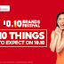 10 Things to Expect this Shopee 10.10 Brands Festival!