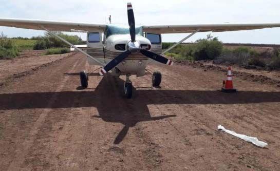 """Este tipo de aeronaves son las favoritas de """"El Chapo"""" Guzman la Cessna 206"""