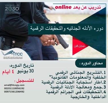 #دورة_الادلة_الجنائية_والتحقيقات_الرقمية  #Current_Definition and Digital_Investigations course