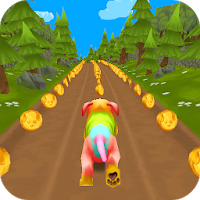 Dog Run - Pet Dog Simulator Apk free Download for Android