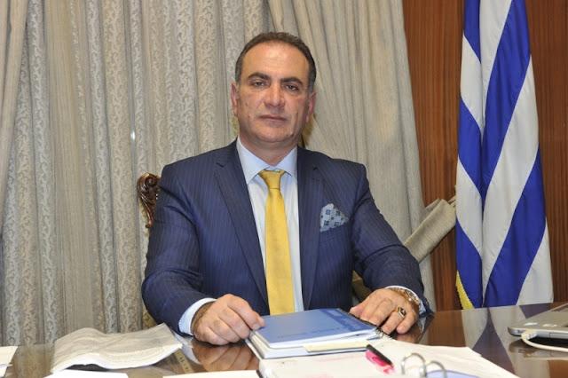 Νέος πρόεδρος του Συμβουλίου των Επιμελητηρίων Πελοποννήσου ο Παναγιώτης Πιτσάκης