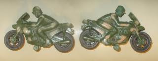 7 - Army Men; Armymen; Hong Kong; Hong Kong Motorbikes; Hong Kong Plastic Toy; Hong Kong Toy Soldiers; Made in Hong Kong; Motorbike; Motorcycle; Motorcycle Toys; Motorcycles; Small Scale World; smallscaleworld.blogspot.com; Toy Motorbikes; Toy Motorcycles; Two Wheels;