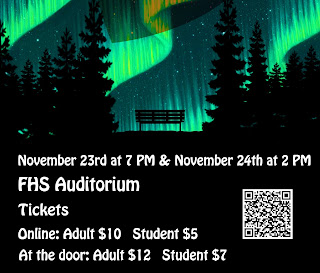 "FHS Theatre Company Presents ""Almost,Maine"""