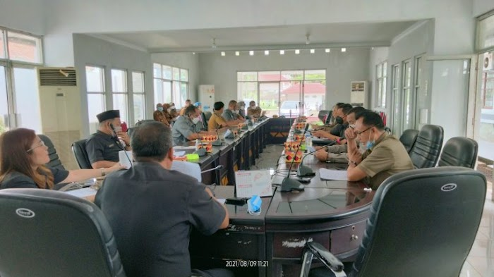 Komisi III: Serapan Anggaran Tahun 2020 OPD Lamsel Jauh Dari Harapan