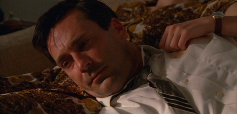 Mad Men 4x07 The Suitcase