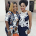 Beautiful Photos of Empress Njamah and Fathia Balogun