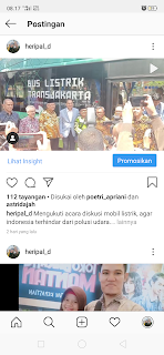 Link Video Instagram