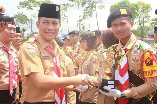 Purna Dewan Saka Bhayangkara Kwarcab Madina Lolos Secaba PK TNI AD