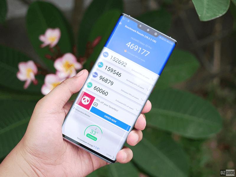 Benchmark Scores: Huawei Mate 30 Pro