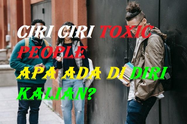 CIRI CIRI TOXIC PEOPLE