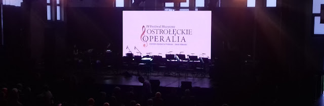 IV Festiwal Muzyczny Ostrołęckie Operalia