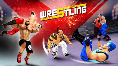 Wrestling World Mania MOD APK for Android