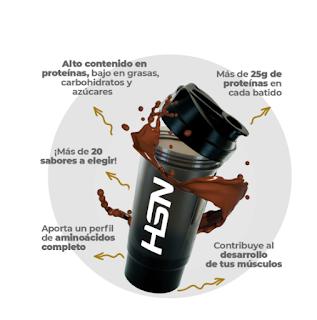 Prueba batido de chocolate HSN