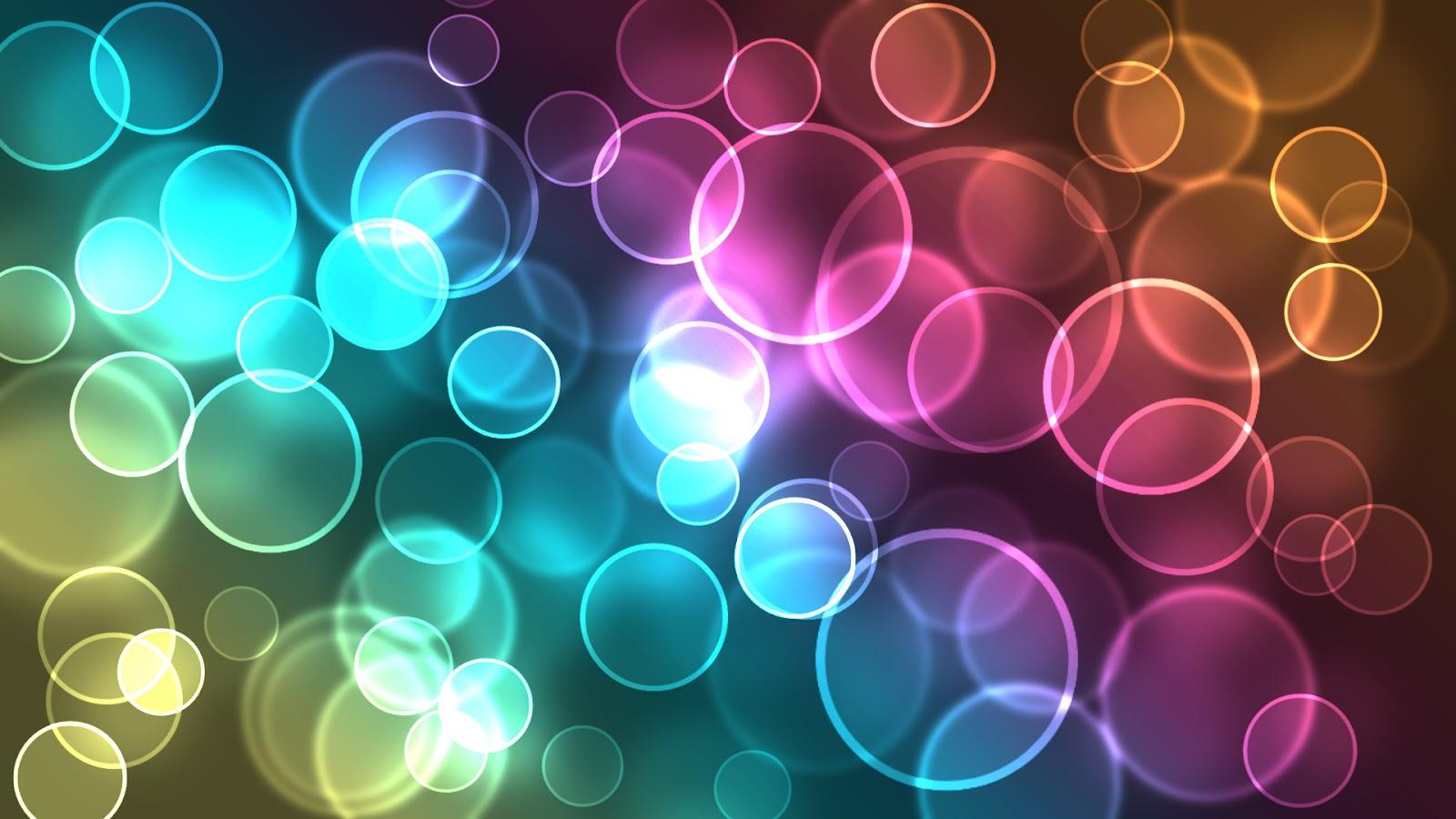 rainbow bubbles colorful - photo #12