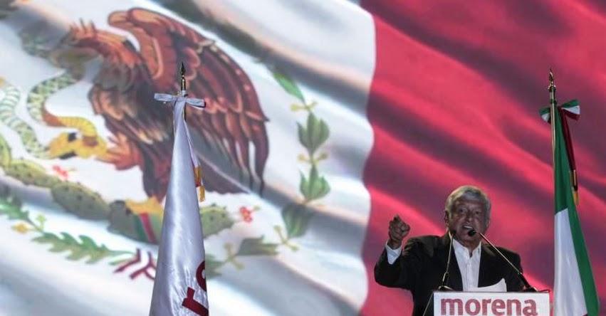 AMLO: López Obrador gana con amplia ventaja las Elecciones Presidenciales en México 2018