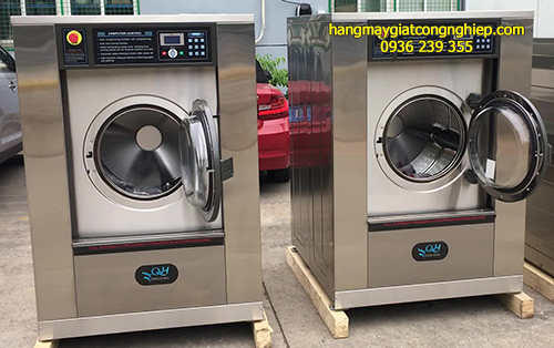 Cách nhận biết đơn vị bán máy giặt công nghiệp ở Vĩnh Long uy tín