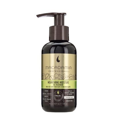 Nourishing Moisture Oil Treatment Macadamia