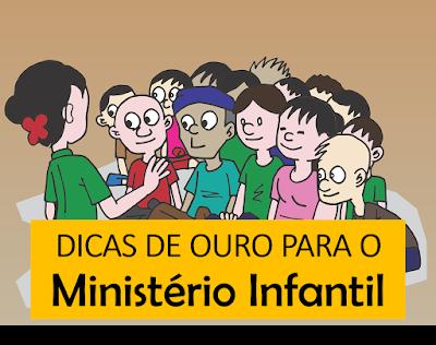 Dicas para o Ministério Infantil