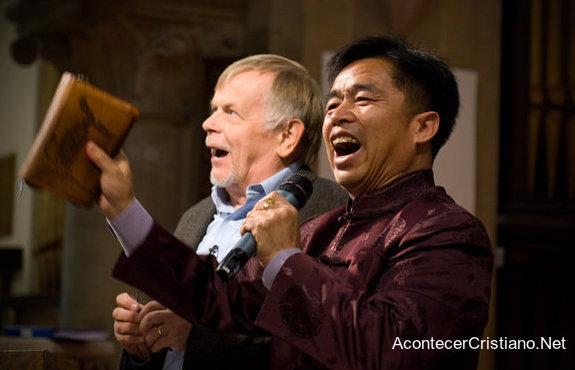 Testimonio de fe de Liu Zhenying