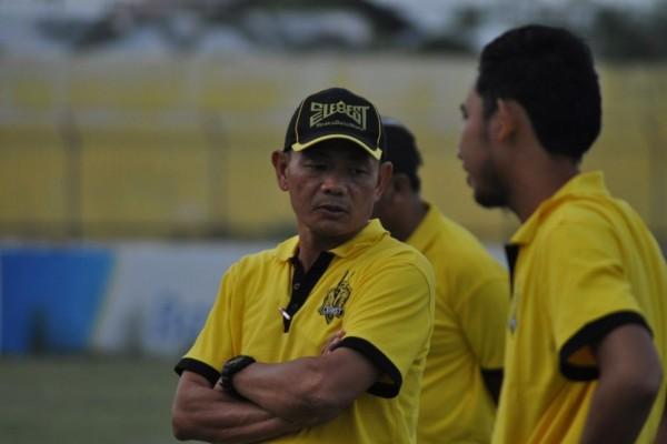 Liestiadi Bawa Saktiawan Sinaga ke Persib Bandung