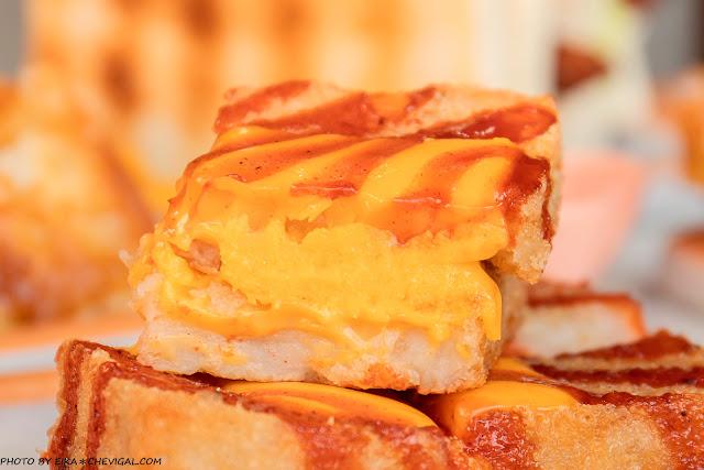 MG 7360 - 熱血採訪│囍樂炭烤吐司,多達18種口味任你挑!還有18款酥皮蛋餅,連日式炸蝦都被包進來啦!