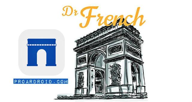 Dr French, French grammar النسخة المدفوعة للاندرويد